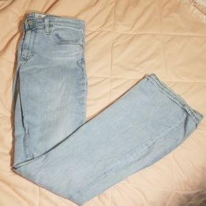 AG Anthropology The Angel boot cut Jean's
